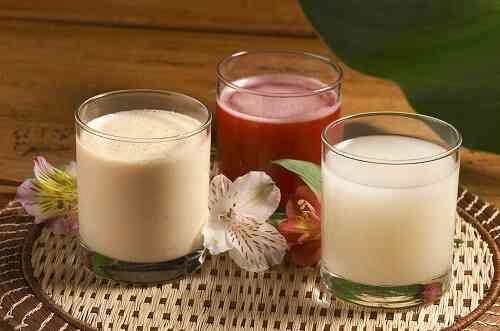 Velg naturlig juice