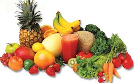 Vanndrivende matvarer