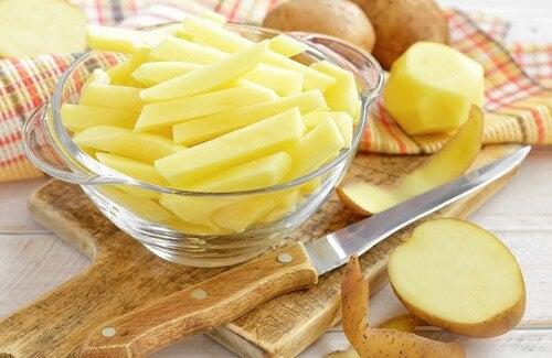 Potetens sunne egenskaper