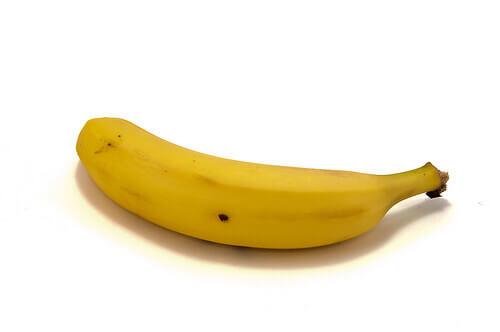 bananskall fjerner vorter