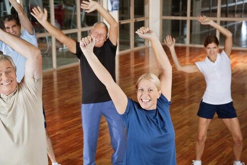 Dansens helsebringende effekter