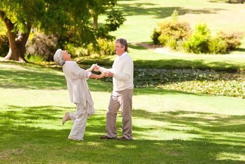 dans forbedrer psykisk helse