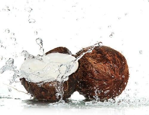 spis kokosnøttolje