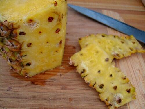 ananasskall