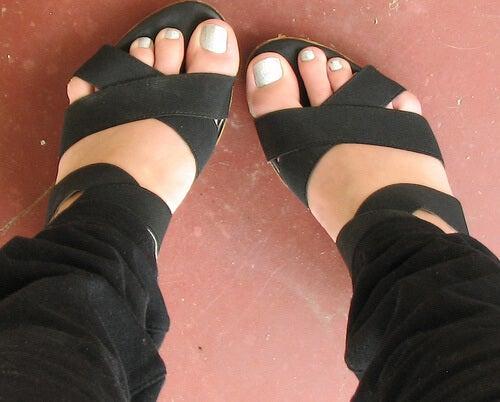 bruk gode sko