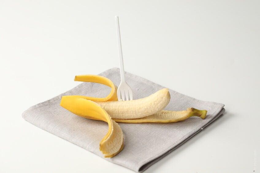 bananer gir energi
