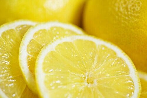 fordeler med sitron
