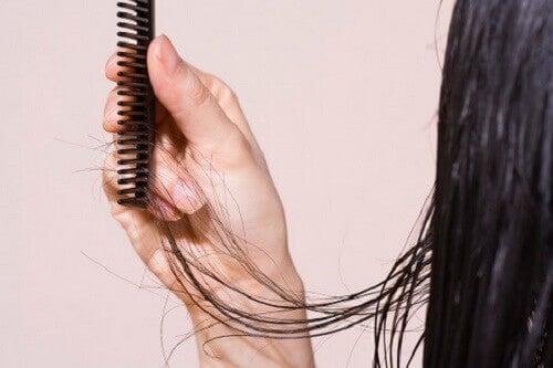 5 tips for å begrense hårtap