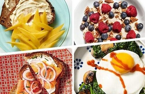7 frokoster som hjelper deg ned i vekt