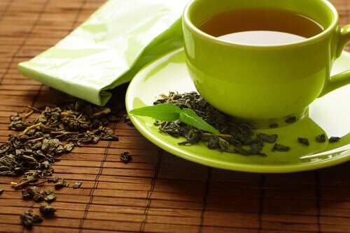 grønn-te