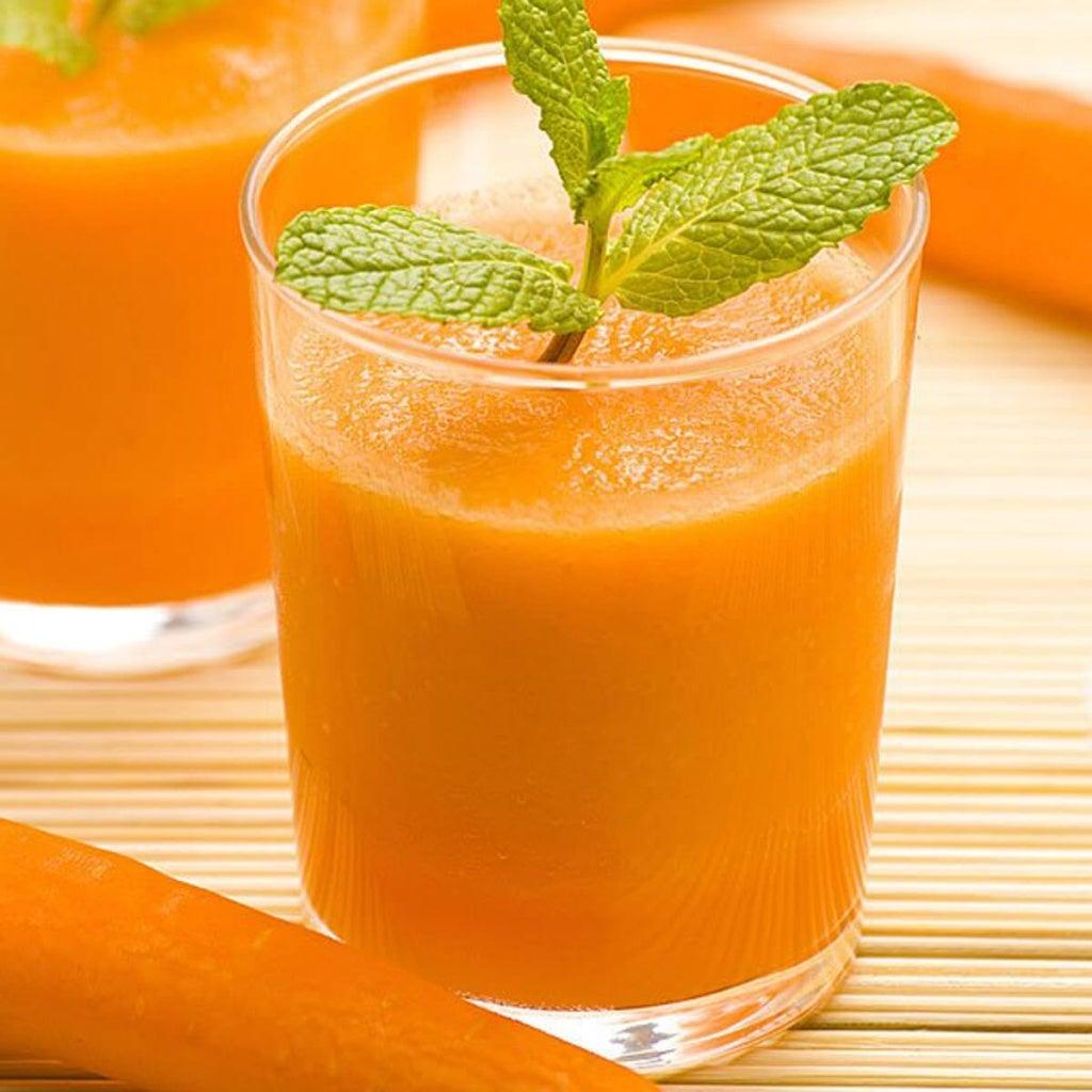 gulrot-juice