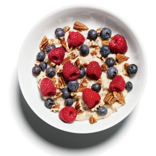 sunn frokost ned i vekt