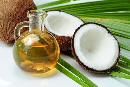 kokosnøttolje