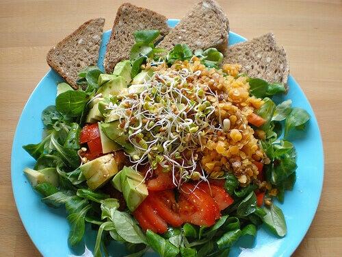 komplett-salat