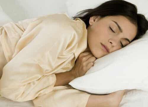 Fordelene ved å sove på venstre side