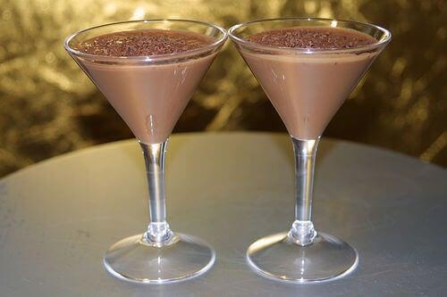 sjokoladedrikk