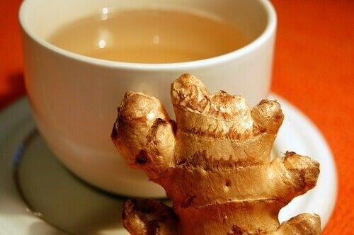 Fordeler-med-ingefær-te