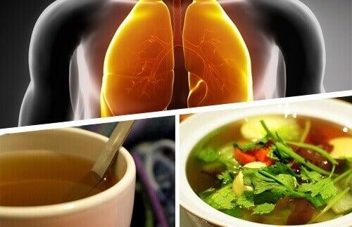 Hvordan bli kvitt slim i lungene