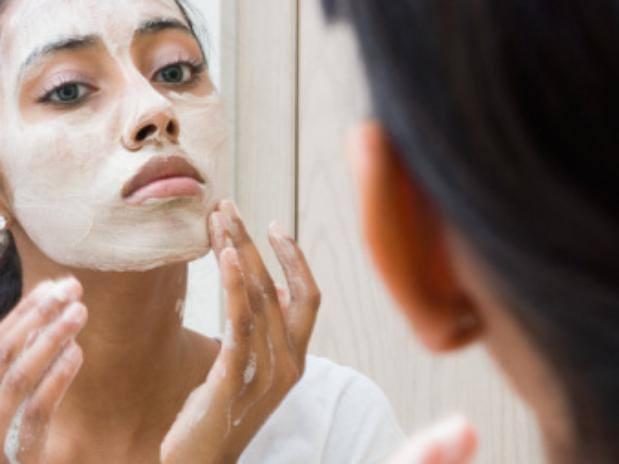 ansiktsmaske