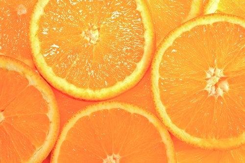 appelsinskiver