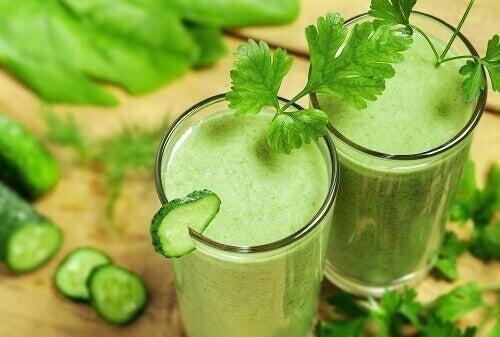 Detox-juicer vi anbefaler at du tester ut!