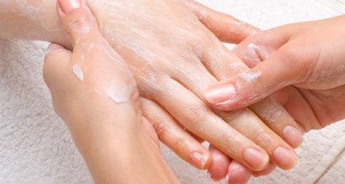 hand-massasje