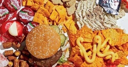 junk-food kan være kreftfremkallende