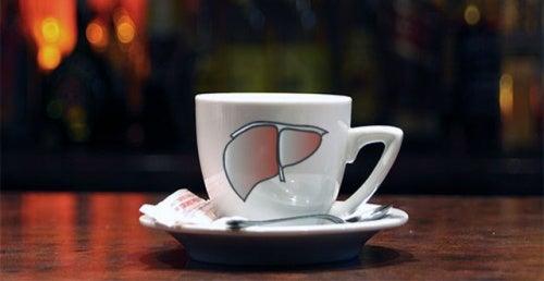 kaffe beskytter leveren