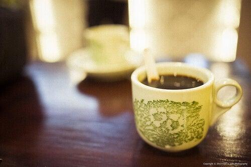 kaffe fremmer fordøyelsen