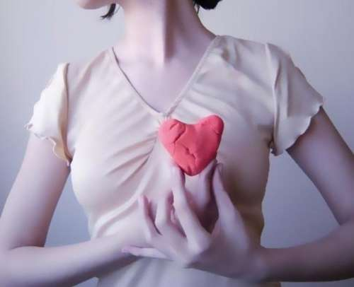 Stikkende smerte i brystet