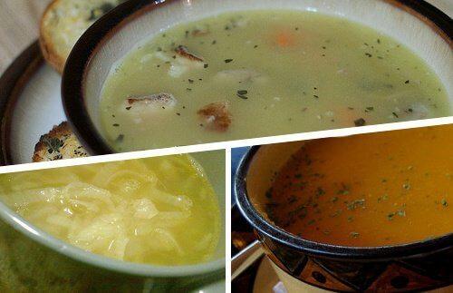 4 supper som kan forebygge forkjølelse