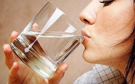 vanndrikking