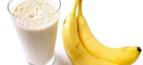 Bekjemp væskeansamling med banansmoothies