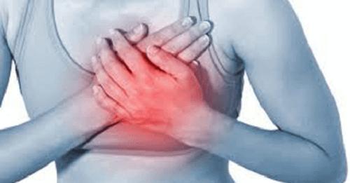 Knust hjerte-syndrom - Kardiomyopati hos kvinner