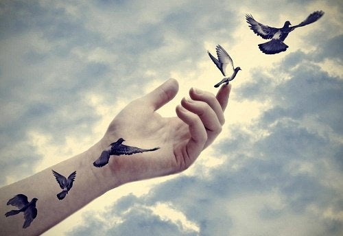 Fire personlighetstyper i kjærlighet