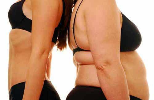 Finn ut hvorfor du ikke går ned i vekt