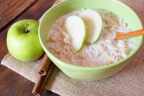 Hva kan havre og grønne epler gjøre for helsen din?