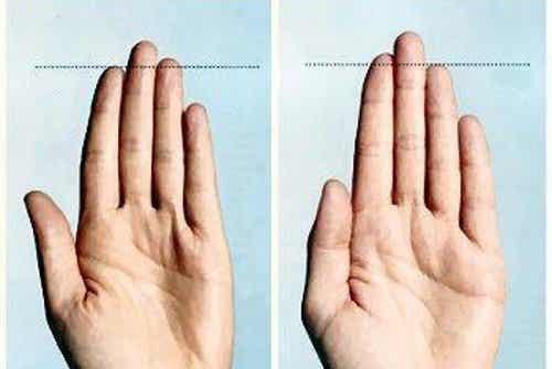 8 ting fingrene dine kan fortelle om helsen din