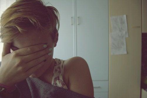 Angst er en overveldende følelse