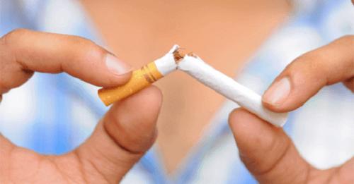 Naturlige hjemmeremedier for å slutte å røyke