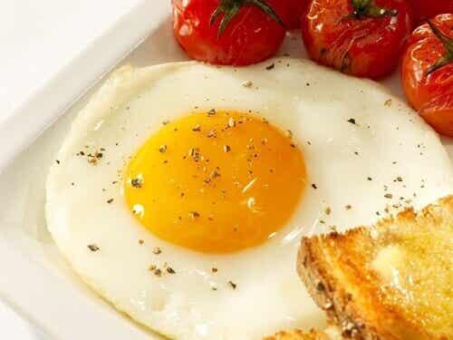 Er det sunt eller usunt å spise egg?