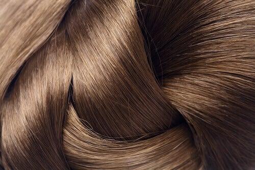 Hemmeligheter for sunt hår