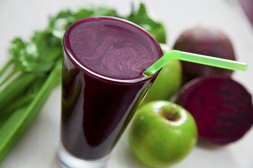 Naturlige juicer for å avgifte nyrene dine