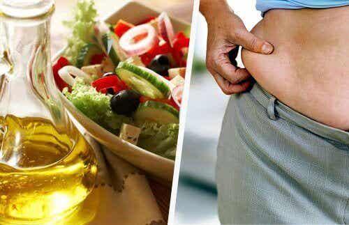 10 tips for å gå ned i vekt med middelhavsdietten uten å ofre noe