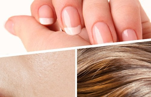 hår-hud-negler