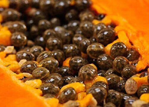 Oppdag 5 enorme fordeler med papayafrø