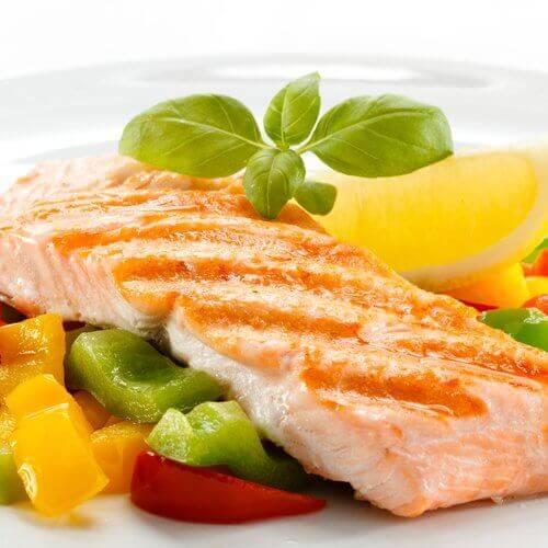 Spis proteiner for regulering av blodsukker