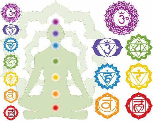 Helbredelse av dine chakraer