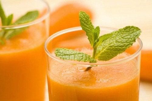 Juicer og smoothies mot søvnløshet