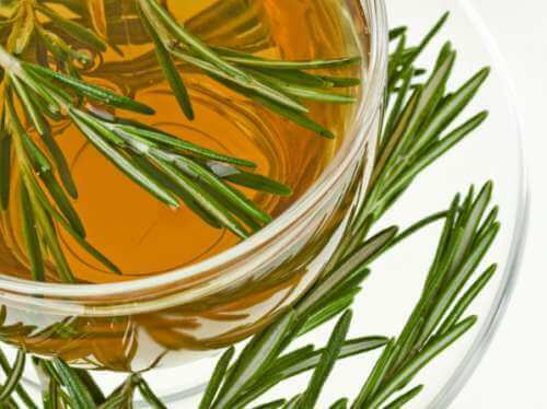 Naturlige betennelsesdempende ingredienser - rosmarin